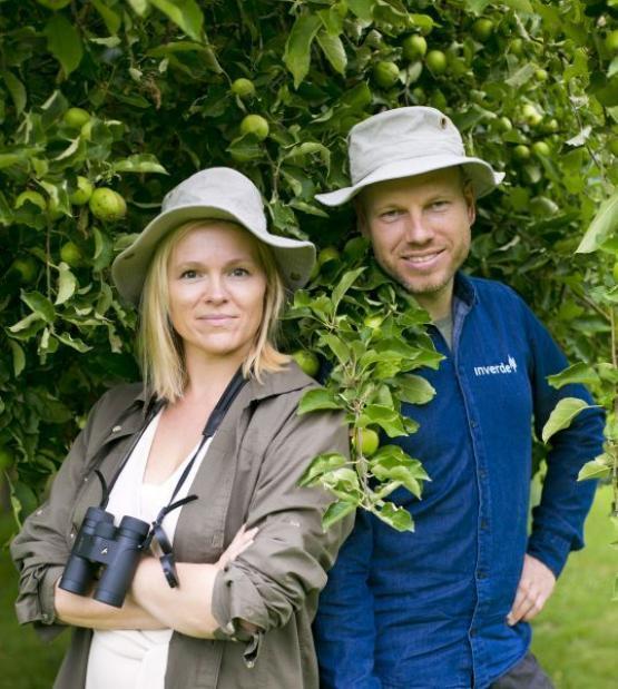 Foto van  Inverde start pilootproject Tuinrangers voor meer biodiversiteit