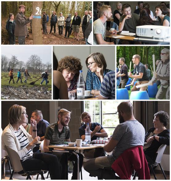 Foto van Bouw mee aan een groener Vlaanderen en kom werken bij Natuurinvest!