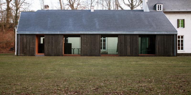 Nieuwe concessie oproep: eethuis kasteel Groenendaal