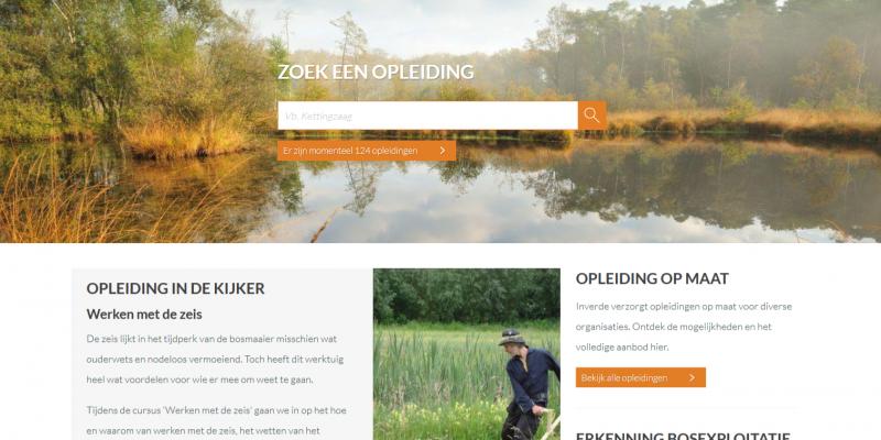 Nieuwe website Inverde