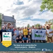 Natura 2000-award: stem op het Life+-Scalluviaproject